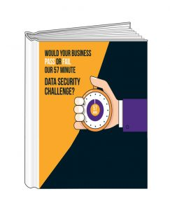 Picture of the pdf cover of the 57 minute challenge guide