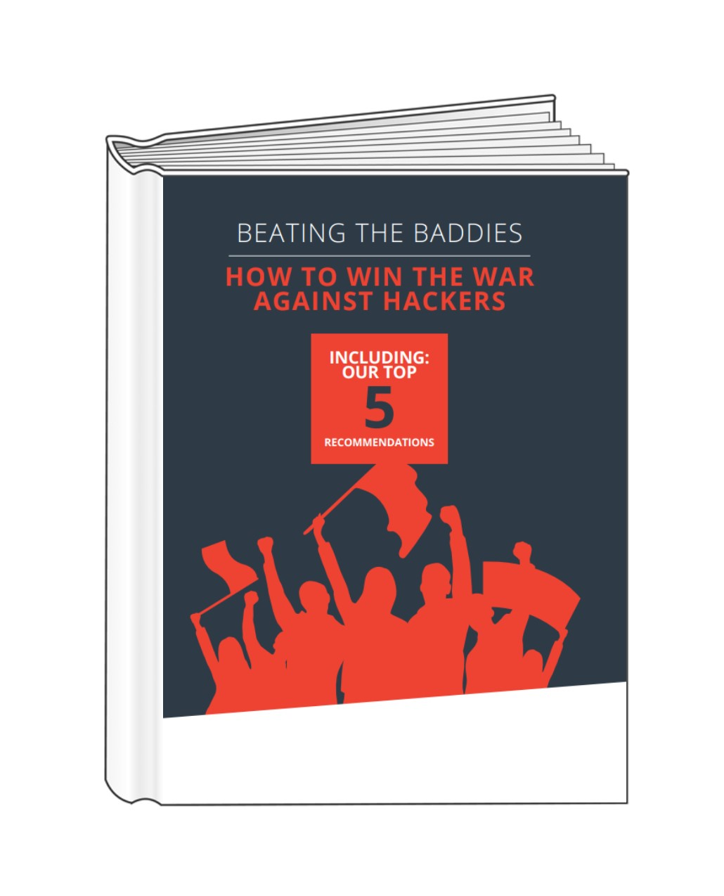 picture of the pdf guide to beating the baddies